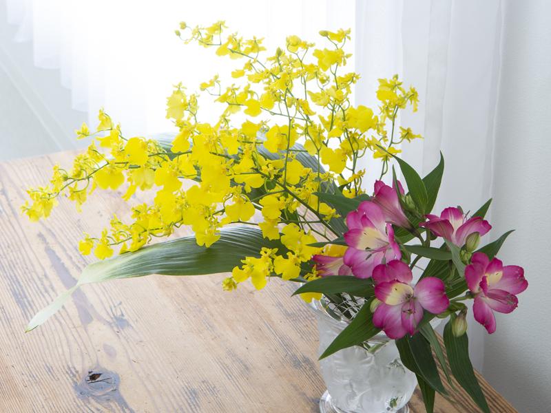 お花の定期便(フラワーサブスクリプション)